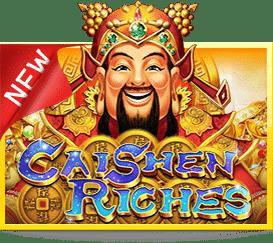 รีวิวเกม Caishen Riches