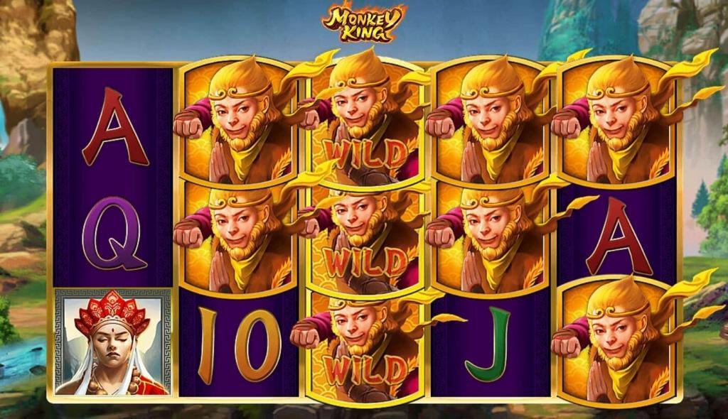 เกม Slot Monkey King